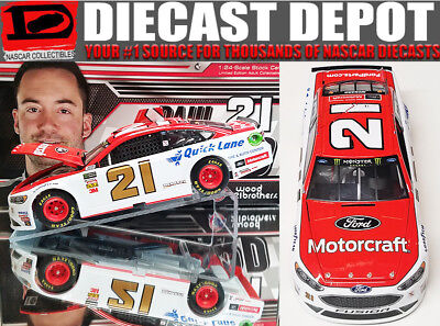Paul Menard 2018 Motorcraft #21 Ford 1/24 Action Collector Series Nascar Diecast