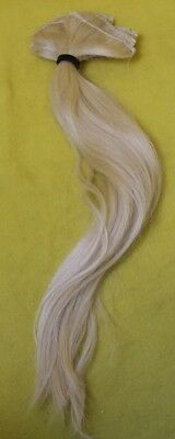 Real Human Hair blonde extentions 20'' wel 03 ep