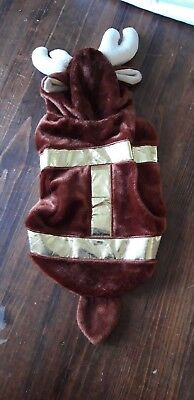 Dogs Reindeer Costume Size M