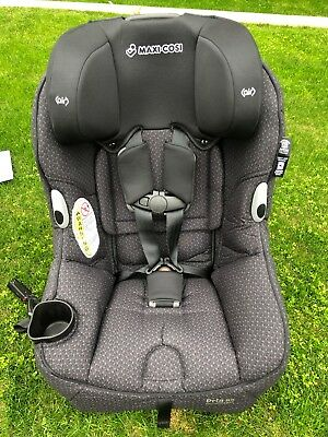Maxi-Cosi Pria 85 Special Edition Car Seat, Black Crystal 2018 (FREE SHIPPING)