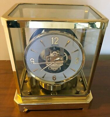 LeCoultre ATMOS Clock 528-6 Serial #183248 - not working