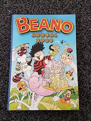 The Beano Annual Book 2005