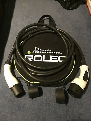 Rolec Ev Charging Cable 5 Metre  Type2