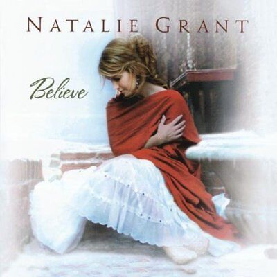 Grant,Natalie-Believe (Us Import) Cd New
