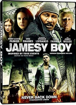 NEW DVD w/SLIPCOVER - JAMESY BOY -  Mary-Louise Parker, Ving Rhames,  ACTION  -