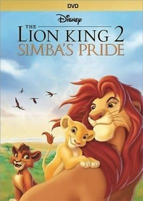 The Lion King II: Simba's Pride [New DVD] Brand new and Sealed