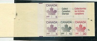 Canada old booklet stamps MNH VF