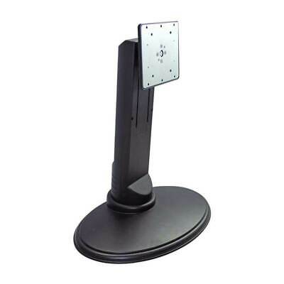 """Brateck Free Standing Single LCD Monitor Stand 13""""-27"""" Adjustable and Rotatable"""