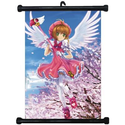 sp211517 Card Captor Sakura Japan Anime Home Décor Wall Scroll Poster 21 x 30cm