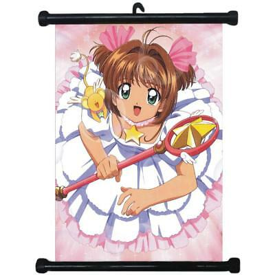 sp211515 Card Captor Sakura Japan Anime Home Décor Wall Scroll Poster 21 x 30cm