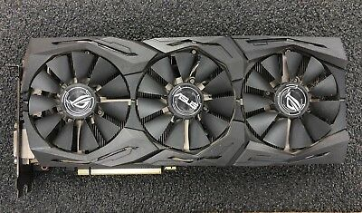 ASUS STRIX RX 580 8GB Graphics Card | VR READY! (2-3Day Shipping)