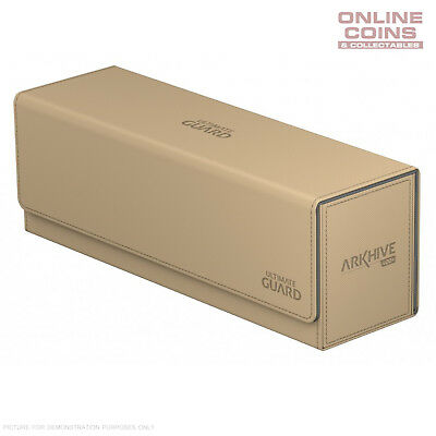 Ultimate Guard ArkHive™ 400+ Sand Trading Card Storage Box