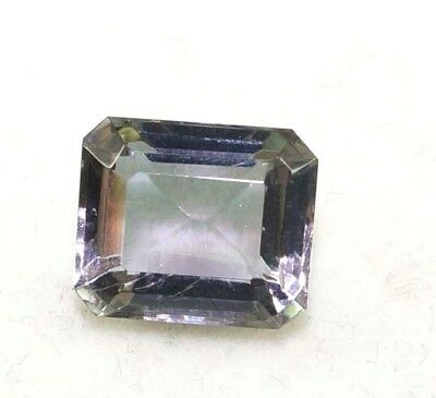 Christmas Offer Certified 5.45 Ct Charming Emerald Cut Changing Alexandrite