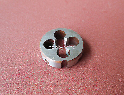 1pc Metric Left Hand Die M13 X 1mm Dies Threading Tools13mm X 1.0mm pitch
