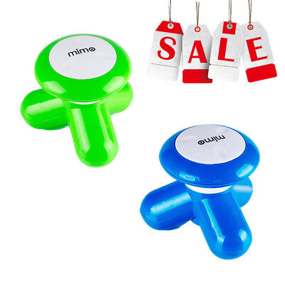 SALE!Mini Triangle Massager Electric Handheld USB Rechargeable Full Body Massage
