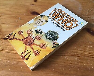 Doctor Who and the Leisure Hive - Target 39 - 1st First Edition - David Fisher