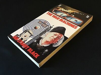 Dr Doctor Who - The War Machines - Target 136 - 1st Ed - Ian Stuart Black