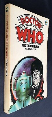 Doctor Who and the Cybermen - Target 14  - Gerry Davis - Arch Logo