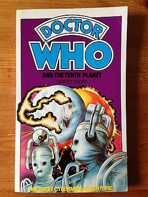 DOCTOR WHO AND THE TENTH PLANET - Gerry Davis  - Target 62