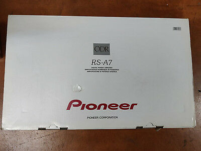 Pioneer ODR RS-A7 Amplificateur