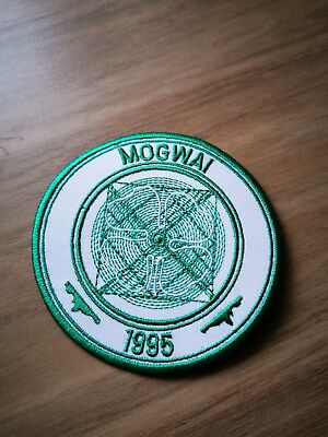 Mogwai Celtic Fc Bands Fc Embroidered Patch