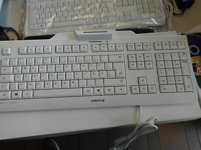 Cherry KC1000 SC corded Security Keyboard USB ultraflat