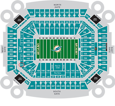 Suite Tickets for Miami Dolphins vs Jaguars Dec 23rd (8 available)