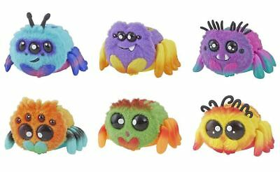 Hasbro Yellies Voice Activated Spider Pets - 6 to Collect!