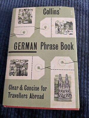 Collins German Phrase Book - Russell, Zoe 1955-01-01  Collins