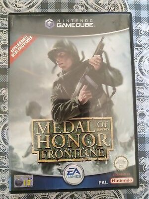 Medal of Honor: Frontline PAL ITA Nintendo GameCube