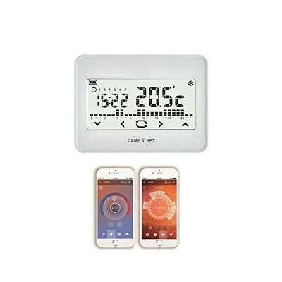Th500 Wh Wifi Cronotermostato Touch 69400360 Came Bpt