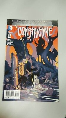 DC Comics: Constantine the Hellblazer New 52 #10 - 2016 - BN - Bagged & Boarded