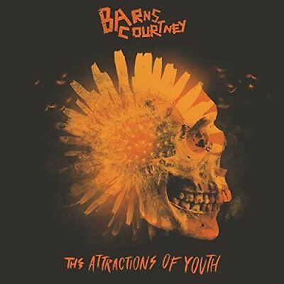Courtney,barns-Attractions Of Youth (Uk Import) Cd New