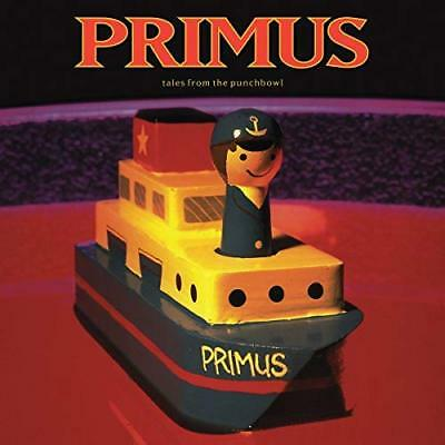 Primus-Tales From The Punchbowl Vinyl Lp Neuf