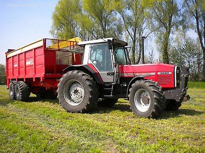 Massey Ferguson MF 3690  Tractor Parts Manual