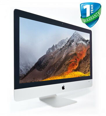 Computers/tablets & Networking Ab1 Apple Imac 27-inch 3.2 Ghz Intel I5 16gb Ram Geforce Gtx 675mx Late 1tb Hdd Products Are Sold Without Limitations Apple Desktops & All-in-ones