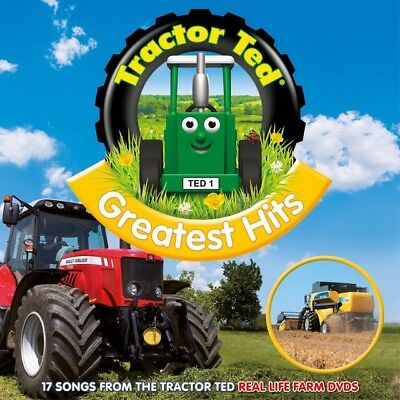 Tractor Ted's Greatest Hits -  CD 3WVG The Cheap Fast Free Post The Cheap Fast