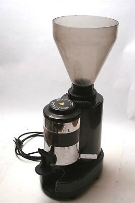 Brasilia RR45A Rossi Automatic Flat Burr Coffee Grinder RR4590AA Made In Italy!