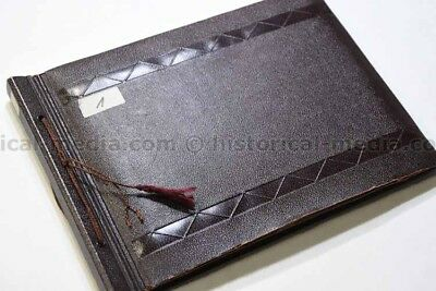 German Wwii Army Photo Album - Inf Rgt 69 - France Campaign - No Reserve!!