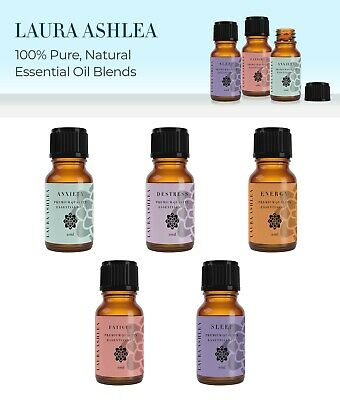 Pure & Natural Essential Oil Blends - Aromatherapy - Sleep - Anxiety - Stress