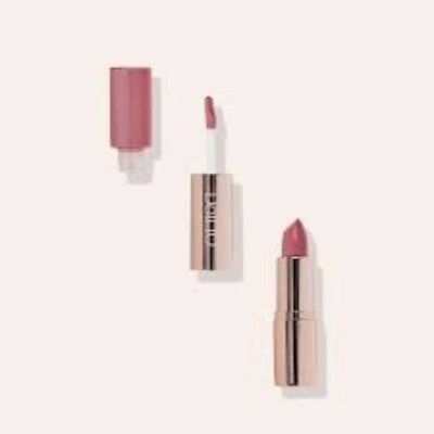Doll 10 lipsick and lip gloss Nude / Buff  NEW  from QVC