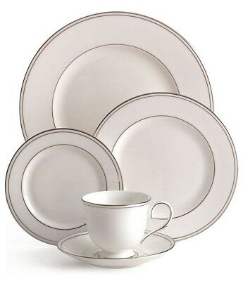 NEW - Lenox Federal Platinum 5-Piece Place Setting China - Excellent condition