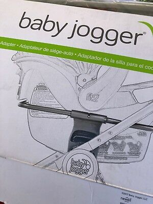 Baby Jogger Car Seat Adapter City Tour Lux Chico Keyfit 30 Fit 2