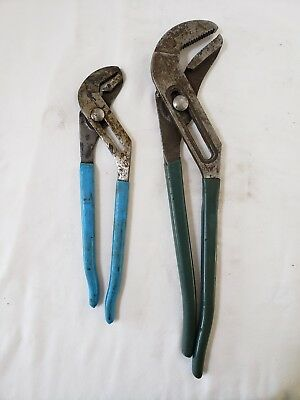 Channel Lock 440 & 460 Tongue & Groove Pliers