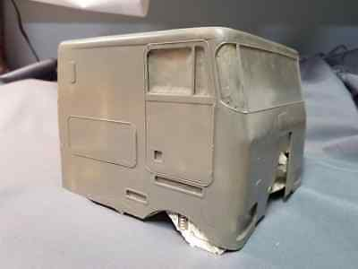 RESIN CAST 1/16TH scale Peterbilt 362 cabover conversion kit