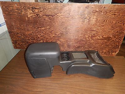 Jeep Grand Cherokee WJ 99-04  GREY      Center Console   FREE SHIPPING     OEM