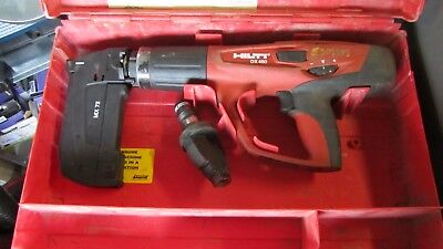 Hilti DX460 MX72 Nail Gun Cartridge Hammer