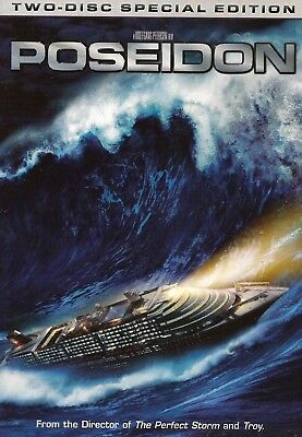 Poseidon - Two Disc Special Edition [US Import] [Region 1 DVD] with Kurt Russell