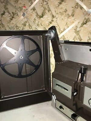 Vintage Bell & Howell Movie Camera 8mm Super 8 Autoload Model 456A