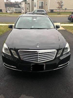 2011 Mercedes-Benz E-Class E 350 4MATIC 2011 Mercedes-Benz E-Class E 350 4MATIC Sedan Luxury